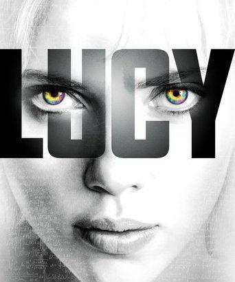 """Affiche du film """"Lucy"""""""