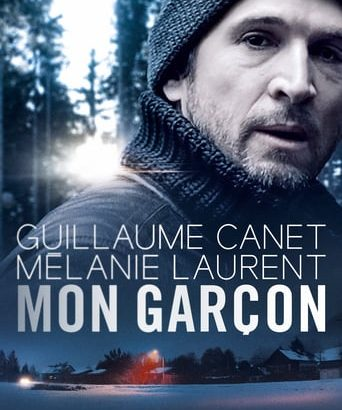 "Affiche du film ""Mon garçon"""