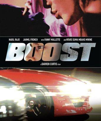 """Affiche du film """"Boost"""""""