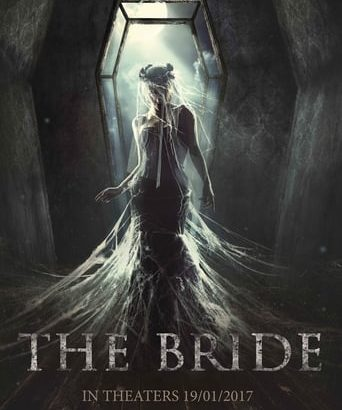 "Affiche du film ""The Bride"""