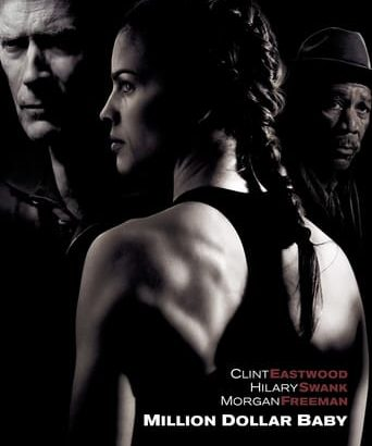 "Affiche du film ""Million Dollar Baby"""