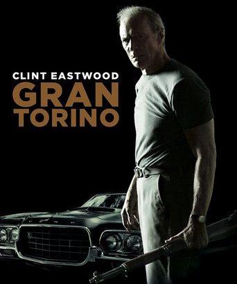 """Affiche du film """"Gran Torino"""""""