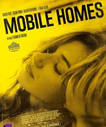"Affiche du film ""Mobile Homes"""