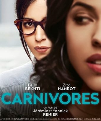 """Affiche du film """"Carnivores"""""""