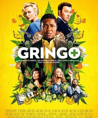 """Affiche du film """"Gringo"""""""