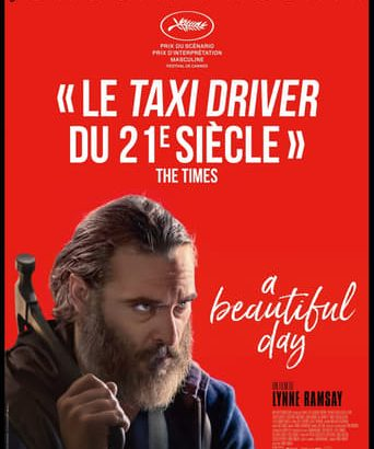 "Affiche du film ""A Beautiful Day"""
