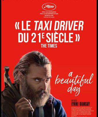 """Affiche du film """"A Beautiful Day"""""""