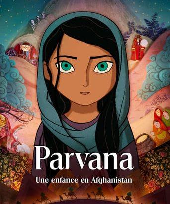 "Affiche du film ""Parvana, une enfance en Afghanistan"""