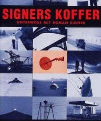"Affiche du film ""Signer's Suitcase"""