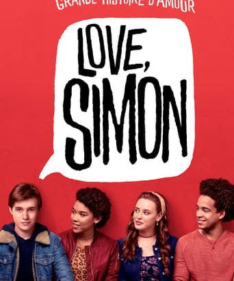 "Affiche du film ""Love, Simon"""