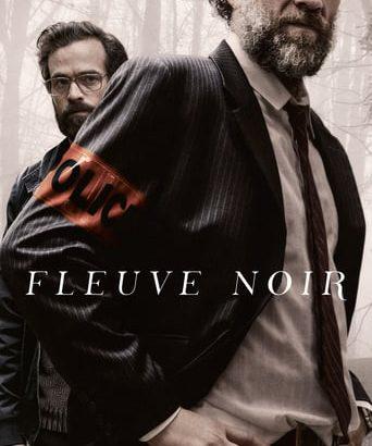 """Affiche du film """"Fleuve noir"""""""