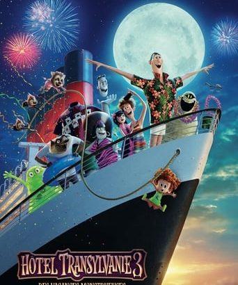 """Affiche du film """"Hôtel Transylvanie 3 : Des vacances monstrueuses"""""""
