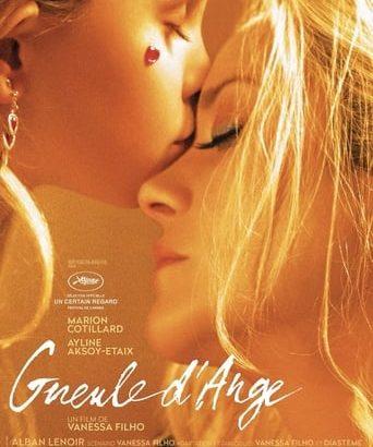 """Affiche du film """"Gueule d'ange"""""""