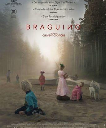 """Affiche du film """"Braguino"""""""