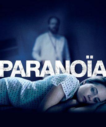 """Affiche du film """"Paranoïa"""""""
