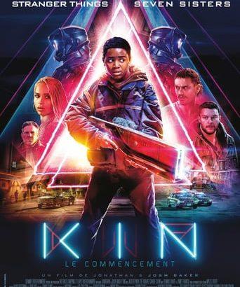 """Affiche du film """"Kin : le commencement"""""""
