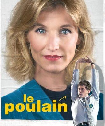 """Affiche du film """"Le Poulain"""""""
