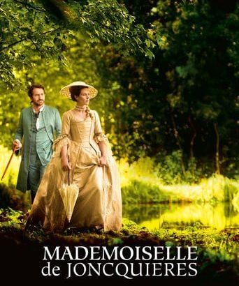 """Affiche du film """"Mademoiselle de Joncquières"""""""