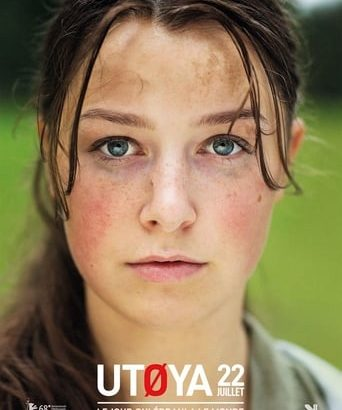 "Affiche du film ""Utoya, 22 Juillet"""
