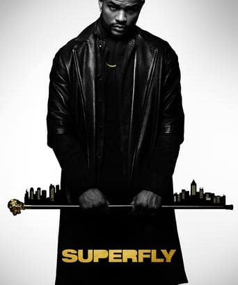 "Affiche du film ""SuperFly"""