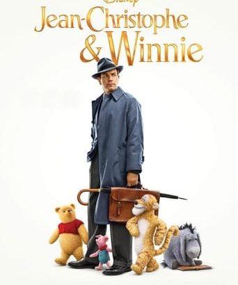 "Affiche du film ""Jean-Christophe & Winnie"""