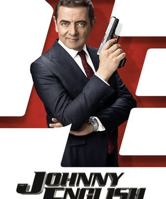 "Affiche du film ""Johnny English contre-attaque"""