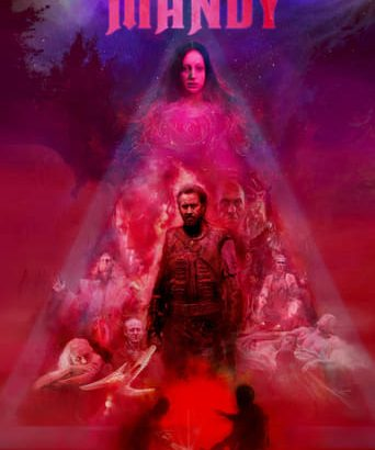 "Affiche du film ""Mandy"""