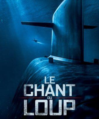 """Affiche du film """"Le chant du loup"""""""