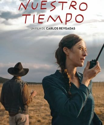 "Affiche du film ""Nuestro Tiempo"""