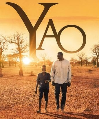 "Affiche du film ""Yao"""