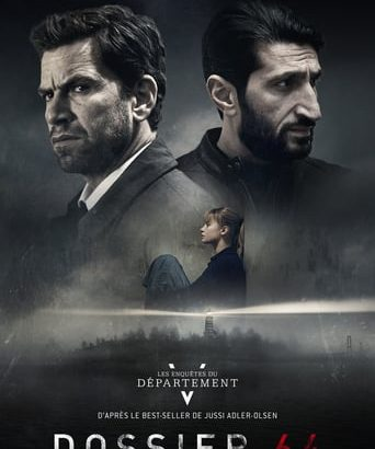 """Affiche du film """"Les Enquêtes du département V : Dossier 64"""""""