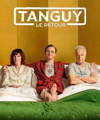 """Affiche du film """"Tanguy, le retour"""""""