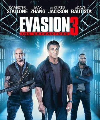 """Affiche du film """"Évasion 3"""""""
