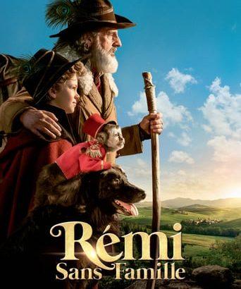 """Affiche du film """"Rémi sans famille"""""""