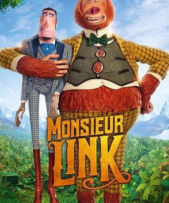 "Affiche du film ""Monsieur Link"""