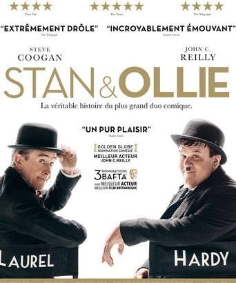 """Affiche du film """"Stan & Ollie"""""""