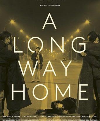 """Affiche du film """"A Long Way Home"""""""