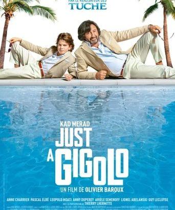 "Affiche du film ""Just a gigolo"""
