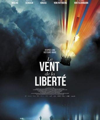 """Affiche du film """"Le Vent de la Liberté"""""""