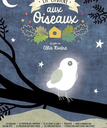 """Affiche du film """"La Cabane aux oiseaux"""""""