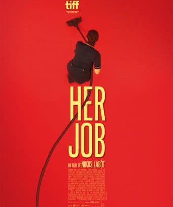 "Affiche du film ""Her Job"""