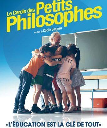 """Affiche du film """"Le Cercle des petits philosophes"""""""