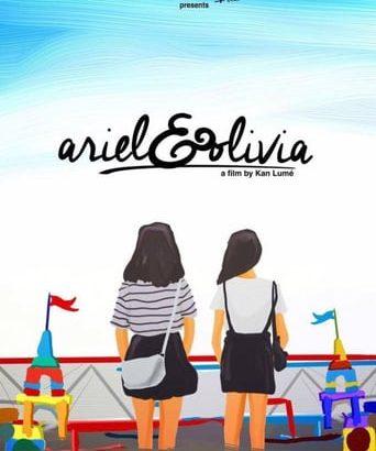 """Affiche du film """"Ariel & Olivia"""""""