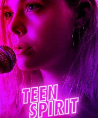 """Affiche du film """"Teen Spirit"""""""