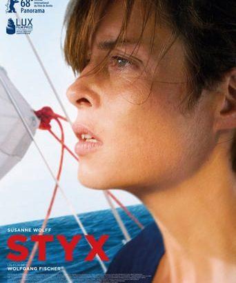 """Affiche du film """"Styx"""""""