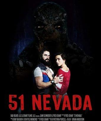 """Affiche du film """"51 Nevada"""""""
