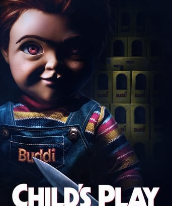 "Affiche du film ""Child's Play La poupée du mal"""