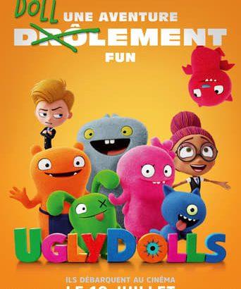 "Affiche du film ""UglyDolls"""