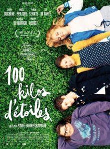 """Affiche du film """"100 kilos d'étoiles"""""""