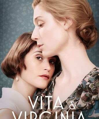 "Affiche du film ""Vita et Virginia"""